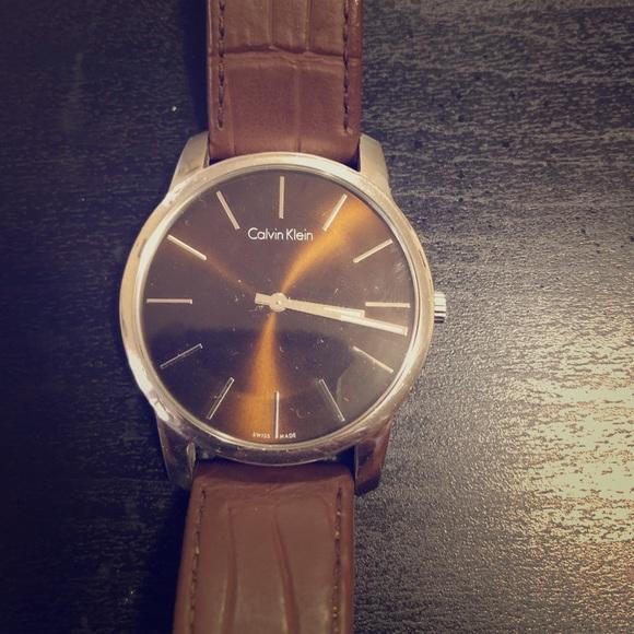 Calvin Klein men's wrist watch (Original)